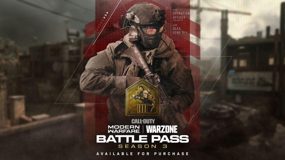 Call of Duty Modern Warfare Season 3 Guns Renetti SKS 2