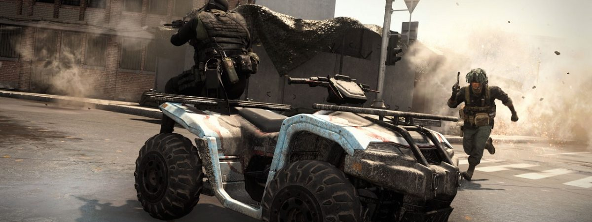 Call of Duty Modern Warfare Season 3 Vehicle Skins Warzone