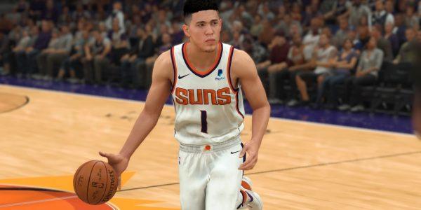 Devin Booker headlines NBA 2k20 spotlight sim moments