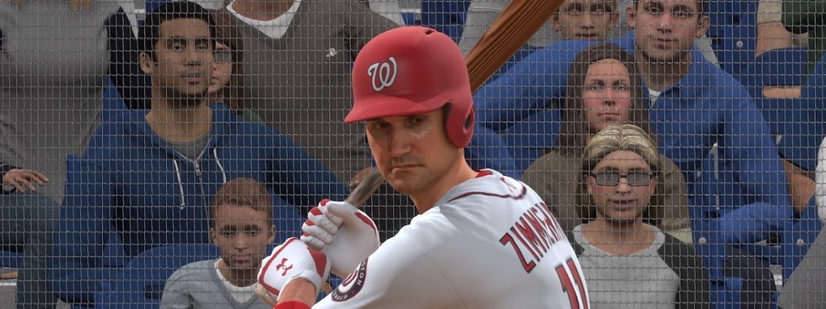 MLB The Show 20 April Monthly Awards Diamond Ryan zimmerman