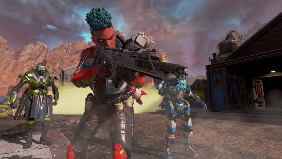Apex Legends Season 5 Weapons Changes 2