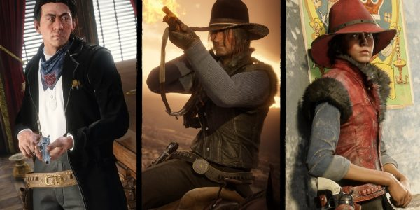 Red Dead Online Discounts and Tarot Card Map Reward