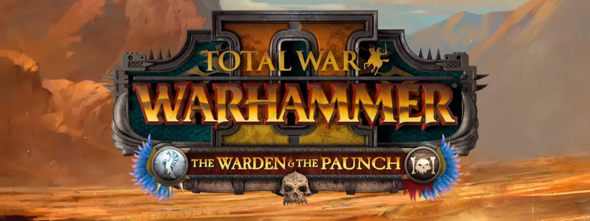 Total War Warhammer 2 The Warden and the Paunch DLC Announced