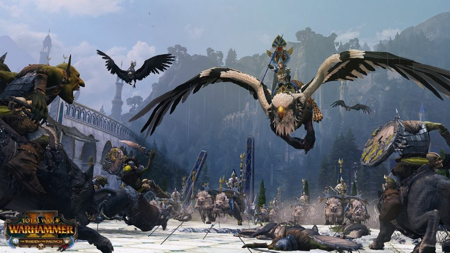 Total War Warhammer 2 The Warden and the Paunch DLC Announced 2