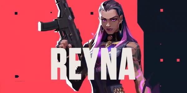 New Valorant agent Reyna revealed