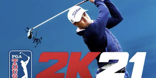 pga tour 2k21 trailer cover athlete release date