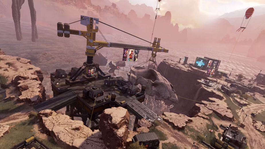 Apex Legends Lost Treasures Patch Weapons Loot Items 2