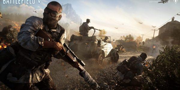 Battlefield V Steam Return and Sale