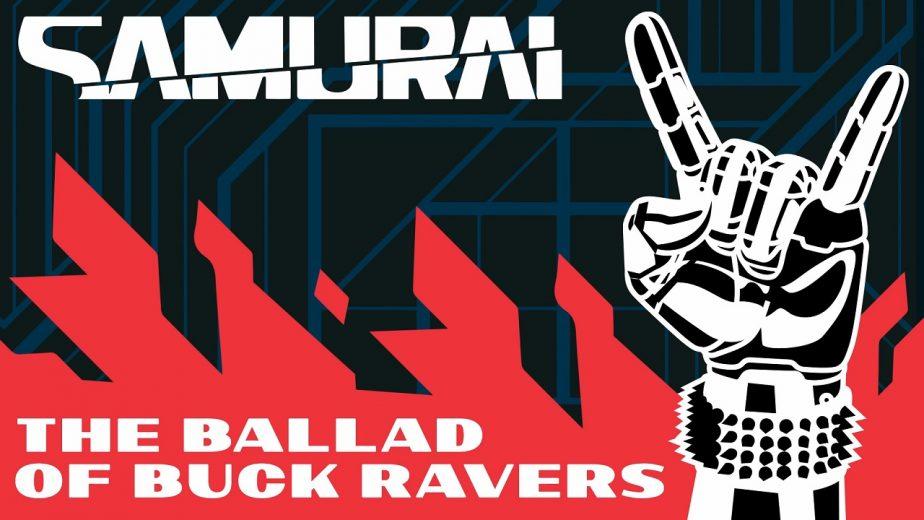 Cyberpunk 2077 SAMURAI Ballad of Buck Ravers