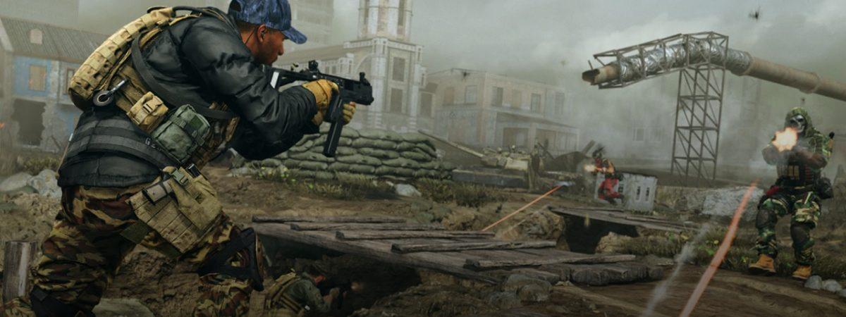 Modern Warfare Season 4 Fennec SMG