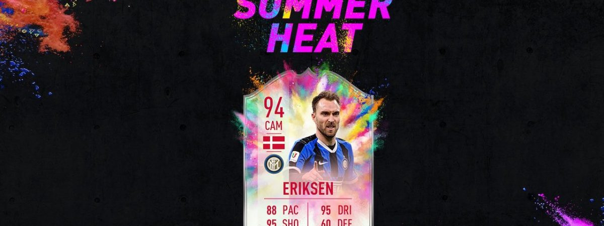 Christien Eriksen FIFA 20 SBC requirements and review