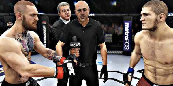 Ea Sports Ufc 4 Game Reveal Set For Ufc Ppv Closed Beta Registration Available