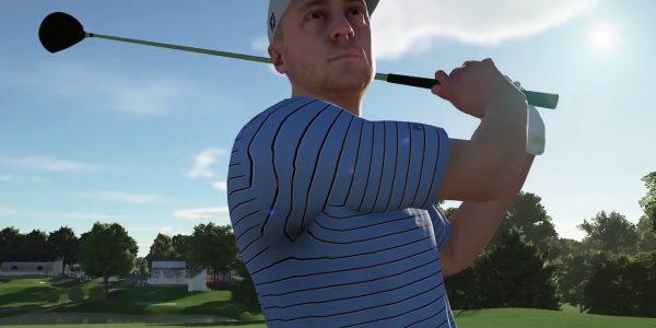 PGA Tour 2K21 Players roster includes Jim Furyk, Sergio Garcia