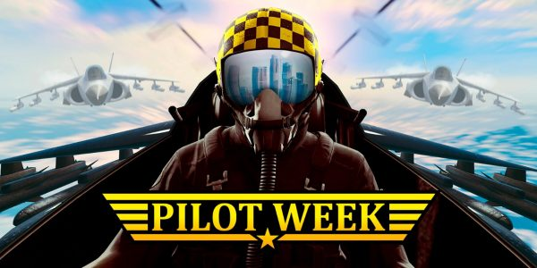 GTA Online Pilot Week In-Game Event Now Live