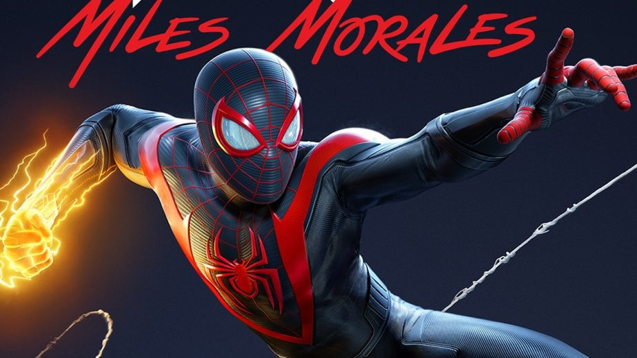 Spider-Man Miles Morales PS5 Box Art