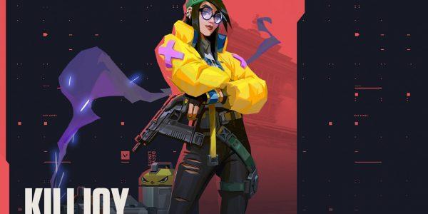 Valorant Agent Killjoy's Abilities Revealed by Riot
