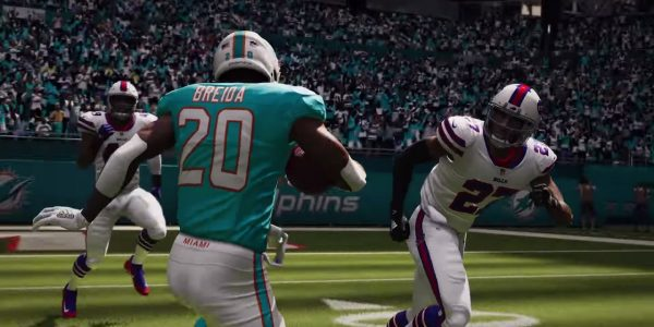 Madden 21 player ratings include change of direction COD rating