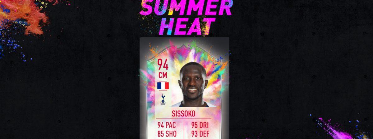 moussa sissoko fifa 20 sbc how to complete summer heat sbc