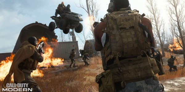 Call of Duty Modern Warfare Free Access Multiplayer Weekend Now Live 2