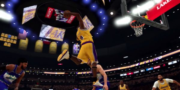 National Basketball Association 2K21 presents the news of My Team mode