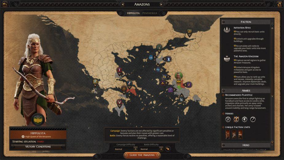Total War Saga Troy Amazons DLC'si Çıktı 2