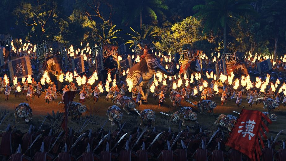Total War Three Kingdoms The Furious Wild DLC Now Available 2
