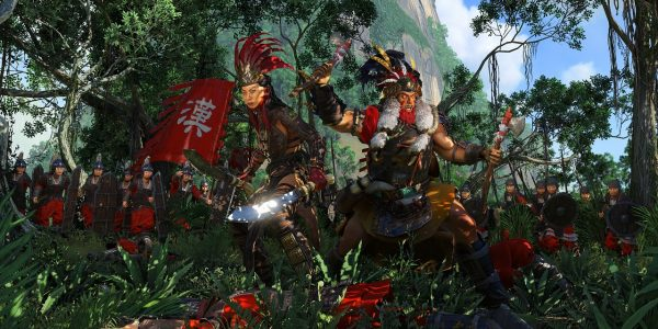 Total War Three Kingdoms The Furious Wild DLC Now Available