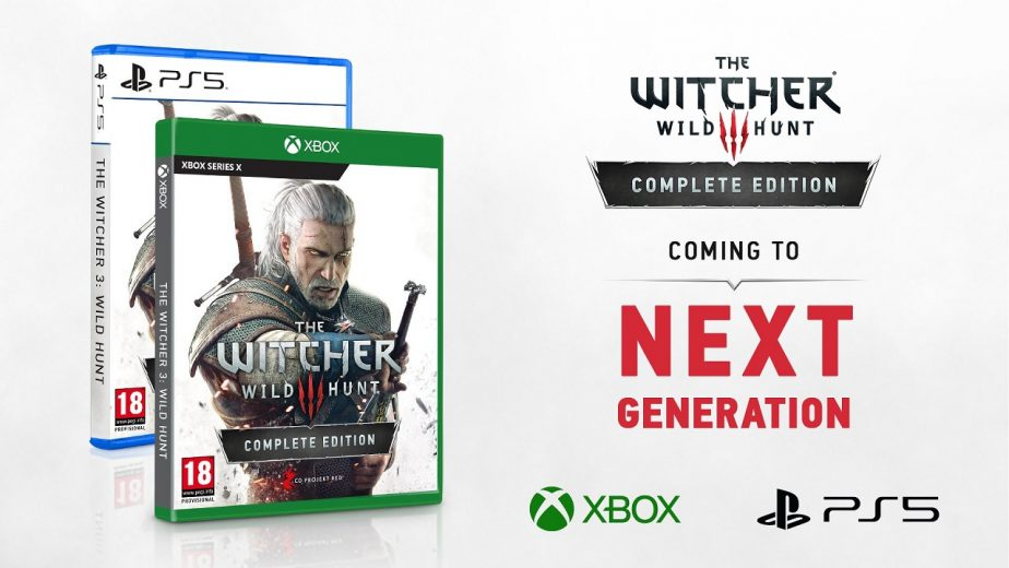 Witcher 3- Gen Upgrade Coming for Free
