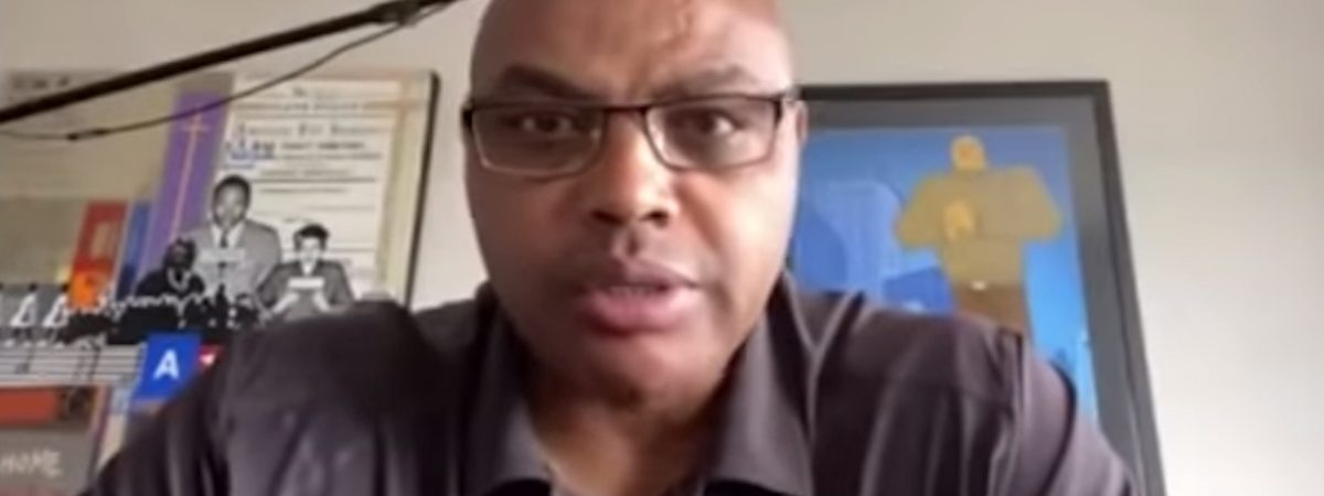 Charles Barkley explains why he's not in NBA 2K games