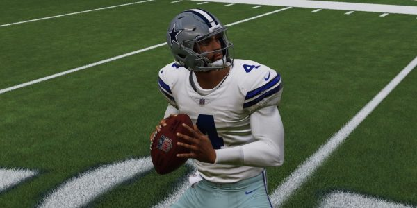 Dak Prescott Mark Andrews Among Madden 21 Team Of The Week 2 Players