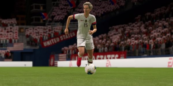 FIFA 21 player ratings Megan rapinoe leads all women's players