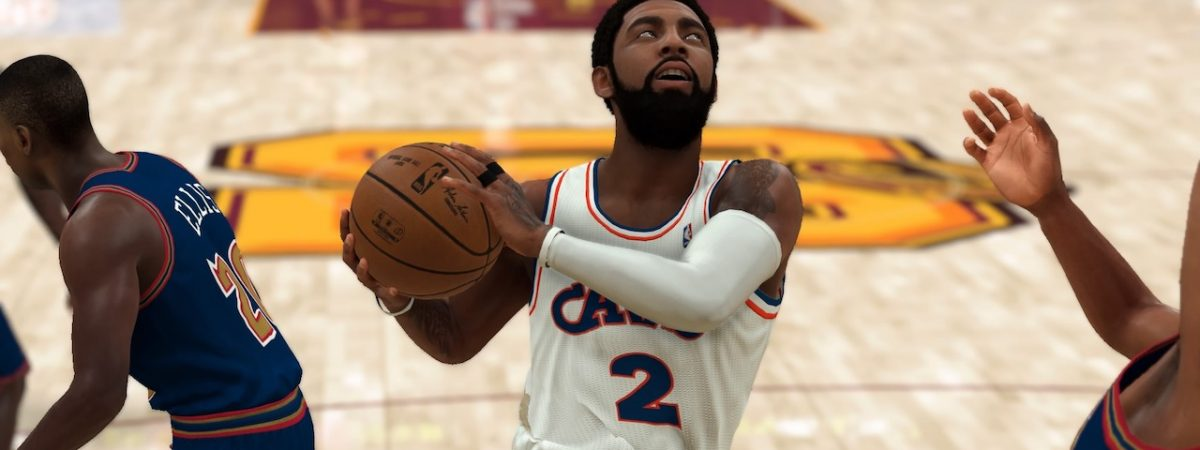 NBA 2K21 MyTeam packs playoff underdogs Kyrie irving