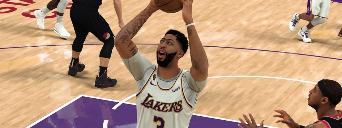 NBA 2K21 season 1 content release including tip off packs Damian Lillard challenge