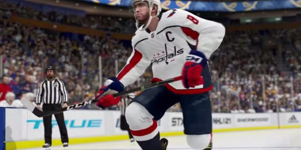 NHL 21 gameplay details trailer debut