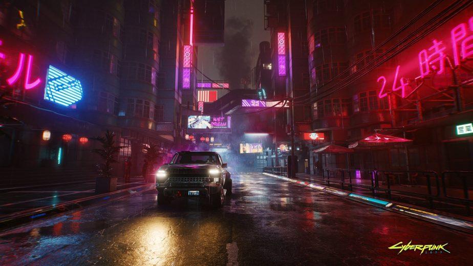 Cyberpunk 2077 Big City Dreams Exclusive Comic 2