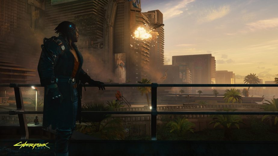Cyberpunk 2077 Release Date Delayed to December 3