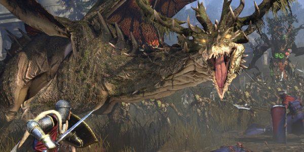 Total War Warhammer 2 DLC Wood Elves December 2