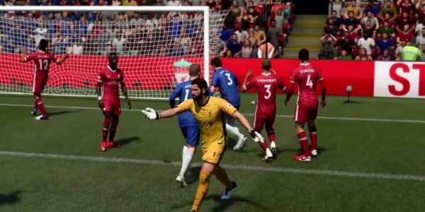 FIFA 21 review score low with uk physical launch sales down