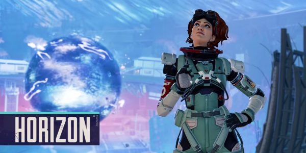 Apex Legends' introduces the new character Horizon in the gameplay trailer
