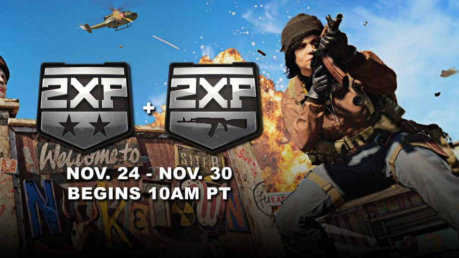Call of Duty Black Ops Cold War Double XP Week Now Live
