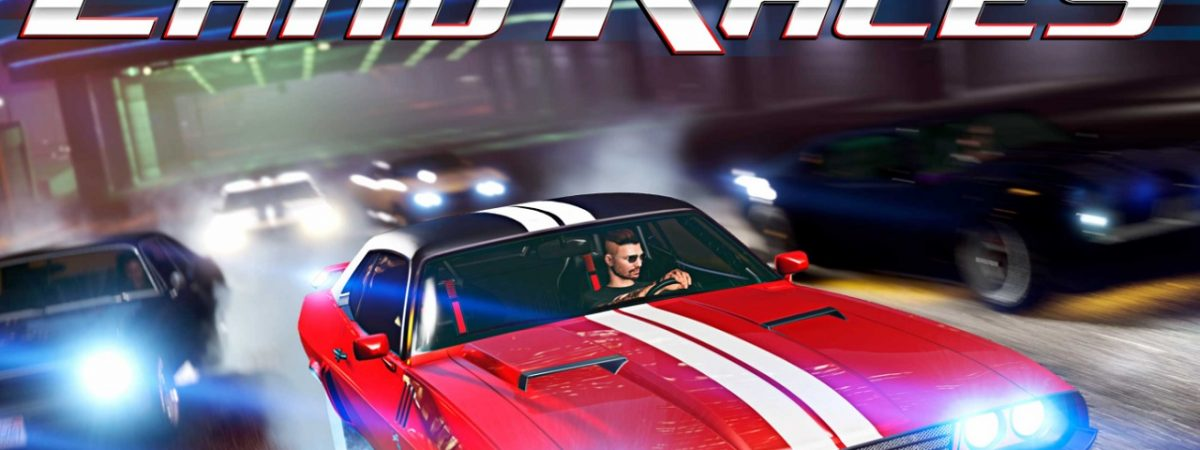 GTA Online Event Land Races Now Live