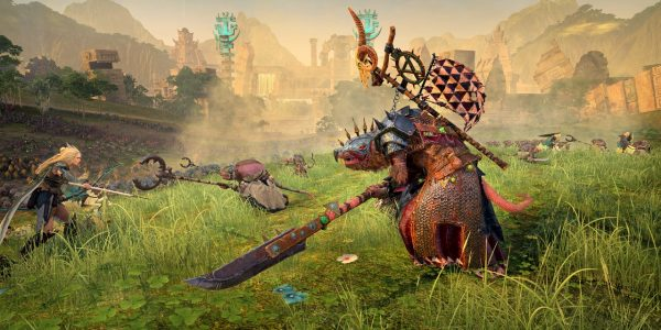 Total War Warhammer 2 Heroes Coming Next Week for Free