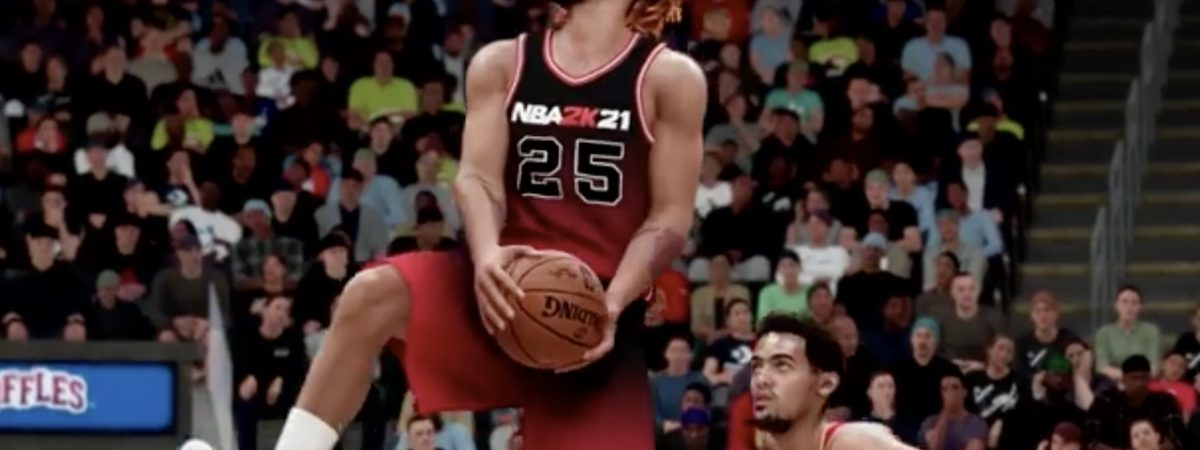 Nba 2k21 draft day packs feature rookies Anthony Edwards lamelo ball