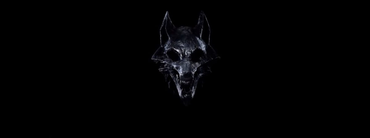 The Witcher Nightmare of the Wolf Logo Revealed 2