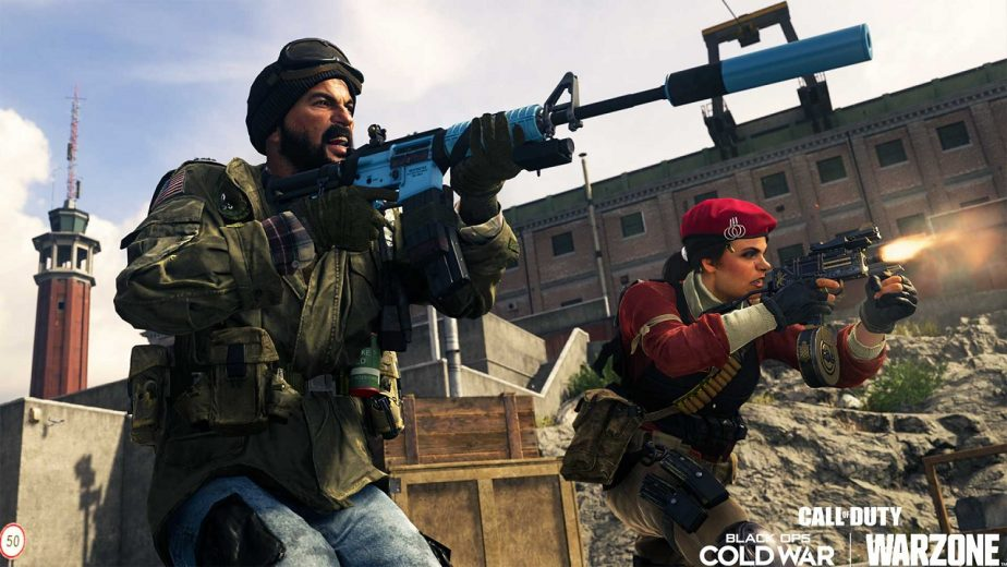 Call of Duty Black Ops Cold War Double XP Weekend 2021 2