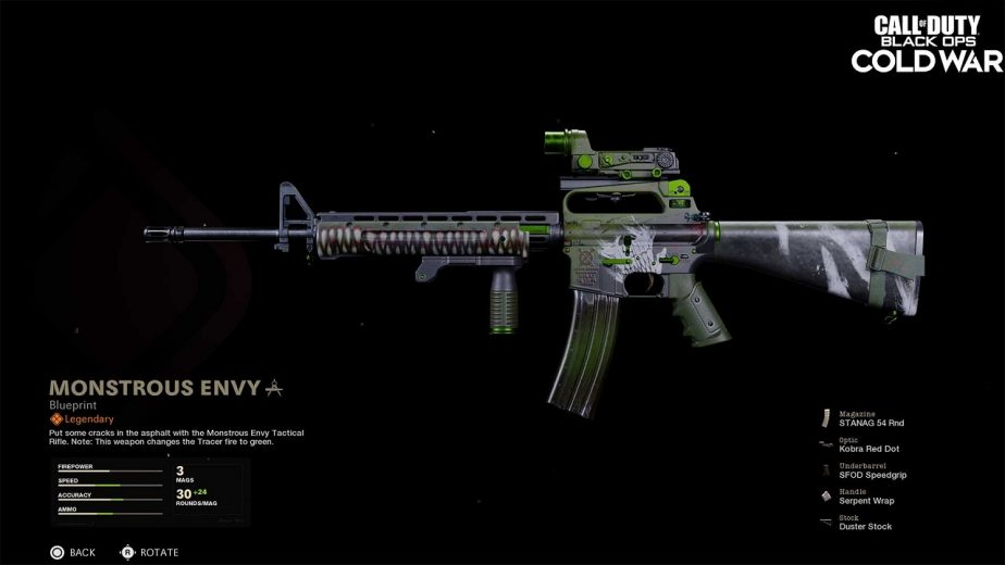 Call of Duty Black Ops Cold War Operator Sledgehammer 2
