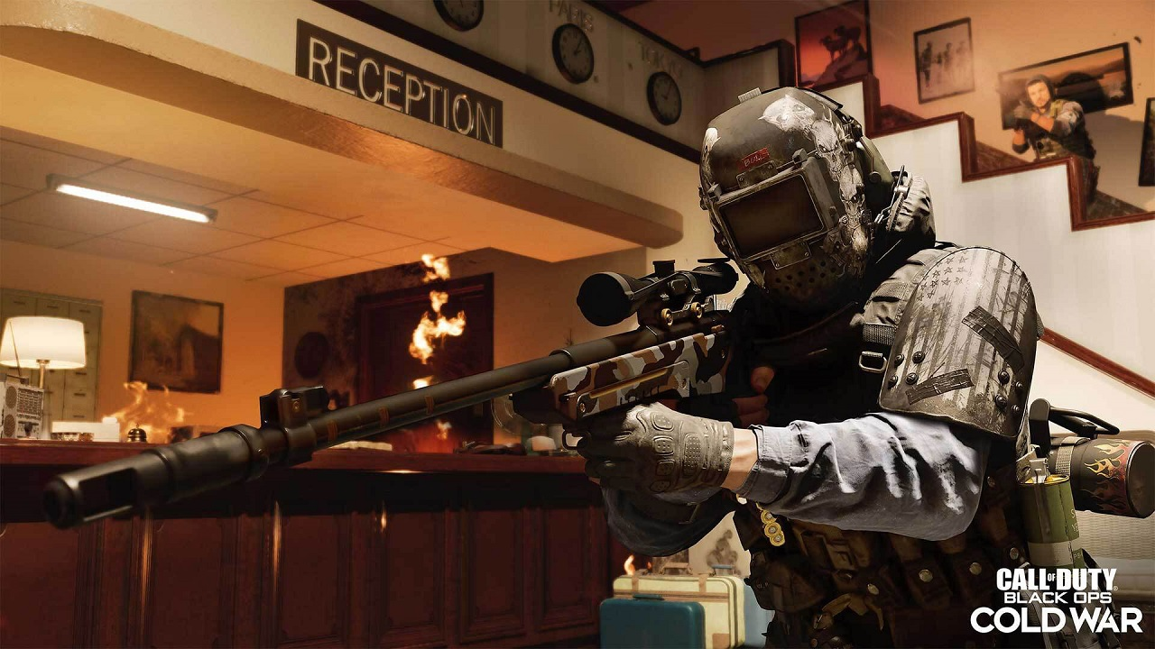 What to Expect From Black Ops Cold War's Snipers-Only Moshpit
