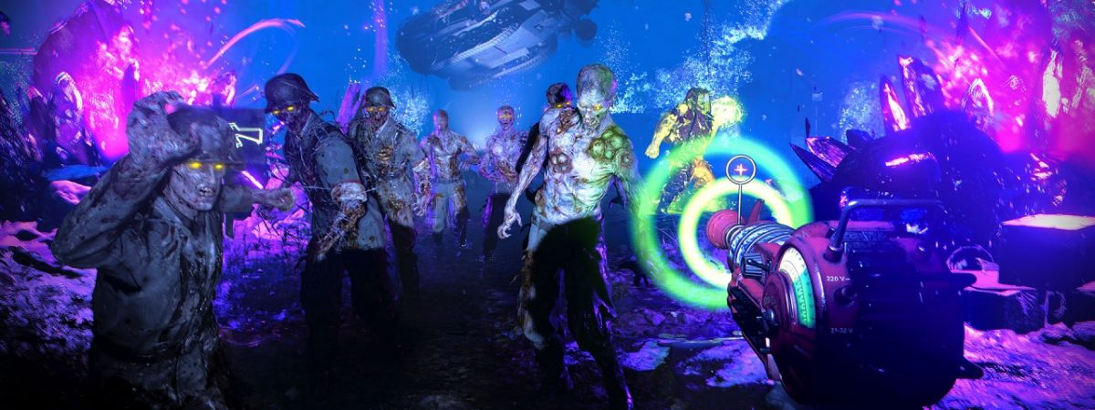 Call of Duty Black Ops Cold War Zombies Modes Mid-Season 2