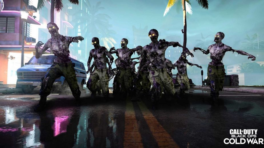 Call of Duty Black Ops Cold War Zombies Modes Mid-Season