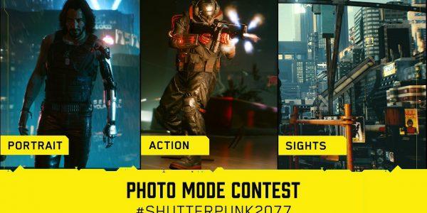 Cyberpunk 2077 Photo Mode Contest Shutterpunk2077